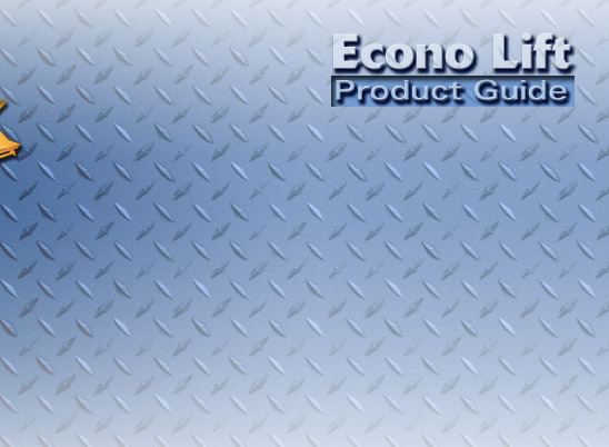 Econo Lift Product Guide